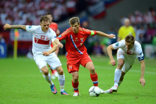 Euro 2012 Live Stream: When and Where to Watch Saturday's Tournament Matches