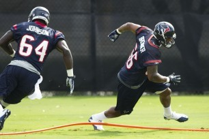 Texans Bring Fullback Norris Back into Fold, Also Sign Browner