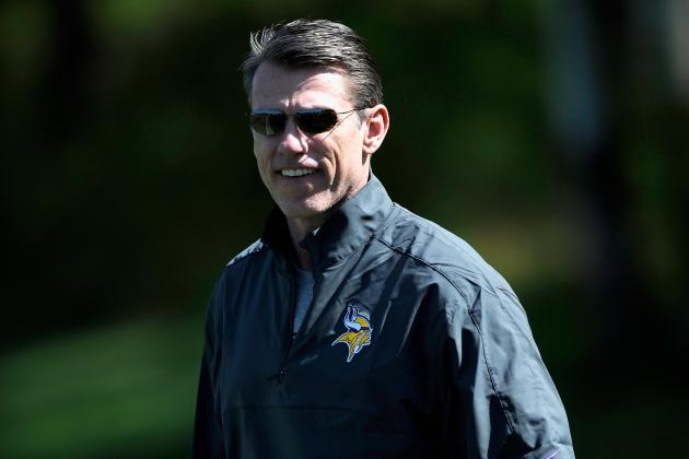 Lessons Learned from Minnesota Vikings', Rick Spielman's 2012 Draft Strategy
