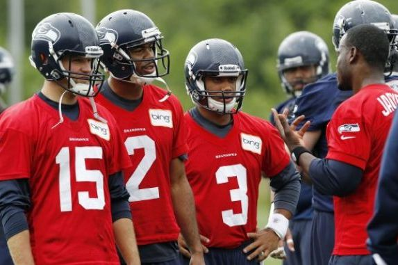 Seahawks End Minicamp with No Decisions at QB