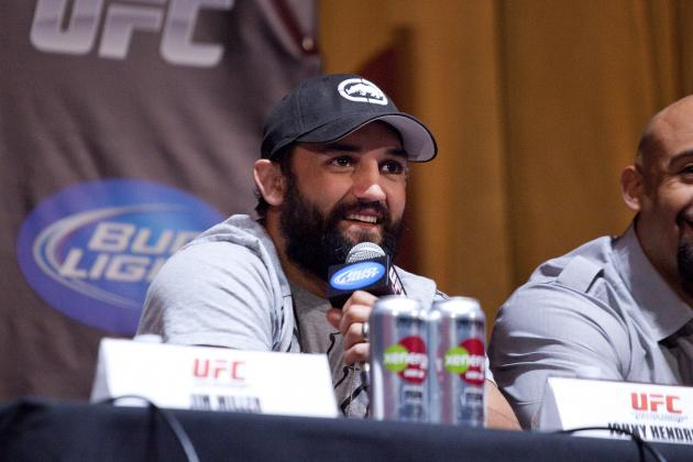 UFC 154: Johny Hendricks Disappointed at Not Receiving Immediate UFC Title Shot