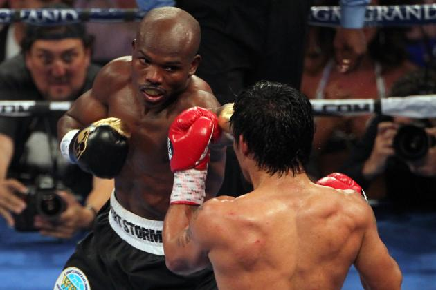 Timothy Bradley: 'I'm Not Giving the Belt Back. Everyone Can Forget About That'