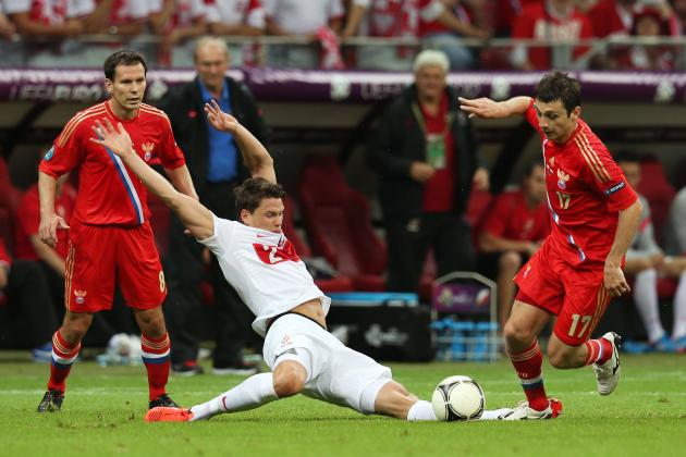 Euro 2012 Schedule: Start Times, Live Stream and TV Info for Day 9 Action