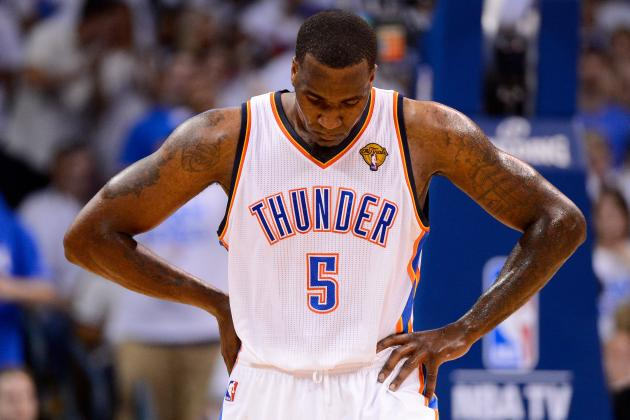 Pinpointing Areas of Concern for the Oklahoma City Thunder