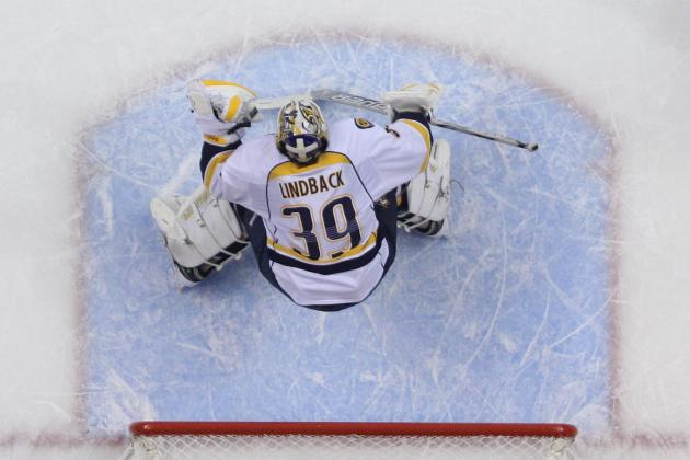 Tampa Bay Lightning: Bolts Acquire Goaltender Anders Lindback from Nashville