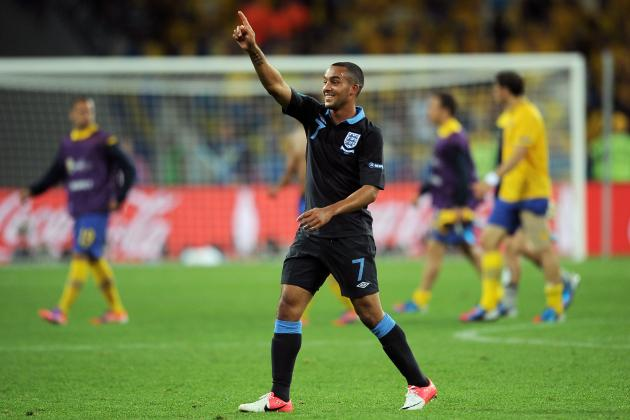 Walcott's Starring Role for England Against Sweden Was 6 Years in the Making