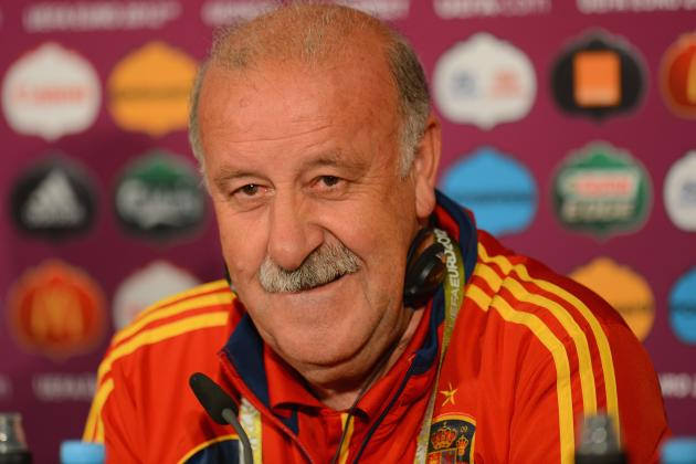 Spain Euro 12: Biggest Adjustments Vincente Del Bosque Must Make