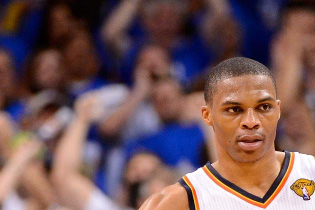 Did Russell Westbrook Have the Worst Game by a Point Guard in Finals' History?