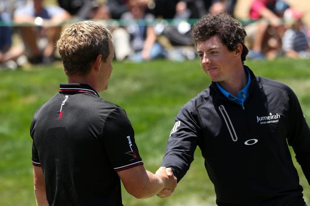 Notables Packing: McIlroy, Donald, Bubba, DJ, Ryo Ishikawa Miss Cut at US Open