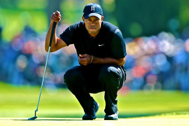 U.S. Open 2012: What's Making the Difference in Tiger's Game?