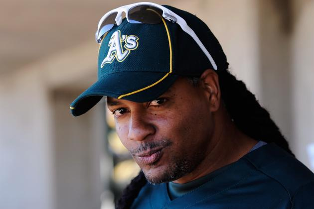 Oakland Athletics Release Manny Ramirez Upon Request