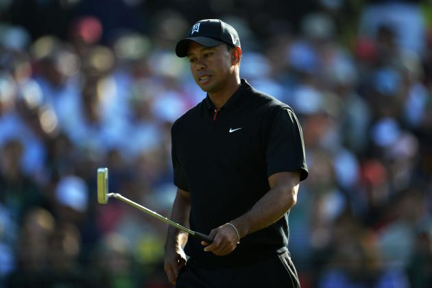 US Open Golf 2012: Why Experience of Tiger Woods Ensures Dominant Round 3