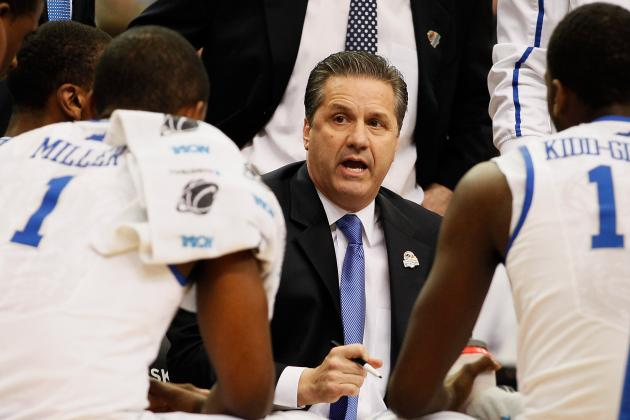Kentucky Recruiting: How Much Hope Is John Calipari Placing in the 2013 Class?