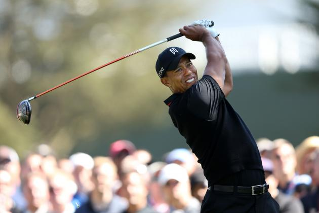 Tiger Woods: Dissecting Tiger's Day 2 Performance at US Open 2012