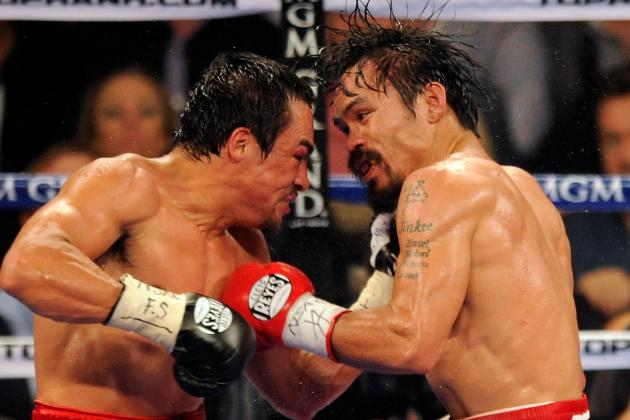 Manny Pacquiao Reportedly Fighting Juan Manuel Marquez Instead of Tim Bradley