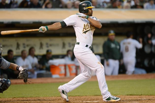 Oakland A's: Bats Stay Hot at Home as They Blast Padres 10-2