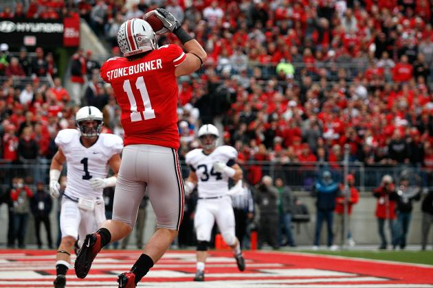 Ohio State Football: Jack Mewhort and Jake Stoneburner Taken off Scholarship