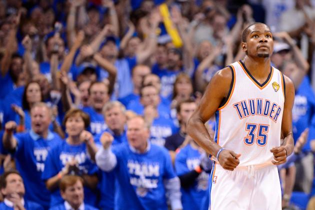 Oklahoma City Thunder Wins the NBA's Public Perception Championship