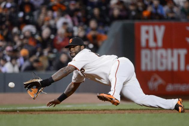 San Francisco Giants Pablo Sandoval's Weight Is Pulling Down the Giants