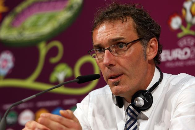 France's Laurent Blanc the Manager to Take Tottenham Forward