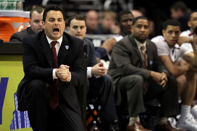 Sean Miller: Arizona Basketball Coach Gets Contract Extension Through 2016-17