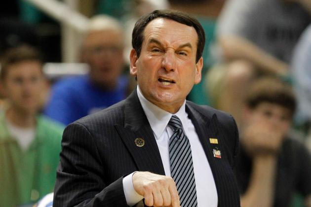 Mike Krzyzewski on Joe Paterno's Dismissal