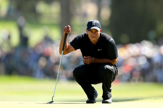 US Open Golf Results 2012: Strong Saturday Is Integral for Tiger Woods