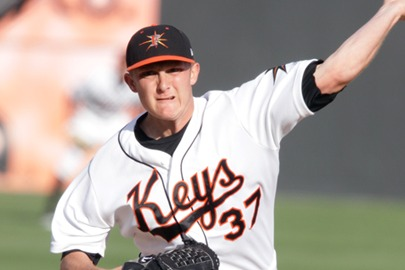 The Orioles Have Traded LHP Cole McCurry to Atlanta