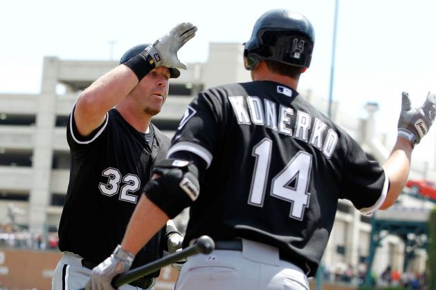 Adam Dunn Could Change the AL MVP Race