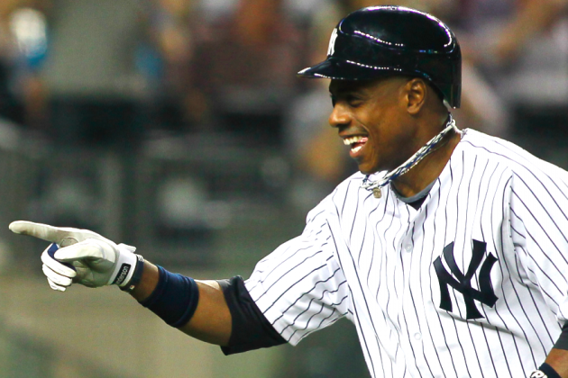Curtis Granderson Is Sneaking into the AL MVP Discussion