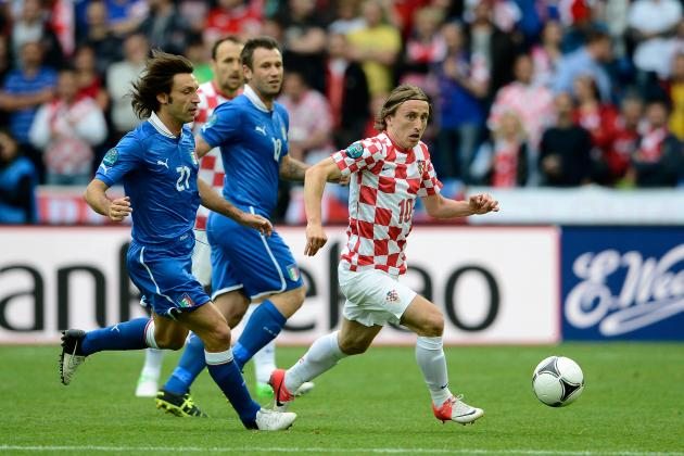 Manchester United Transfer Rumors: Red Devils Must Focus on Luka Modric