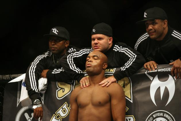 UFC Champion Anderson Silva Sued by Chute Boxe Owner