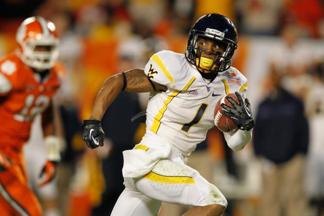 West Virginia Football: Tavon Austin Ready to Emerge as Nation's Top Playmaker