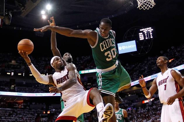 Boston Celtics' Brandon Bass Respects the Game by Opting into Free Agency