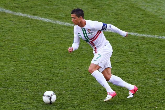 Euro 2012: Lofty Expectations Weigh Down Portugal's Cristiano Ronaldo