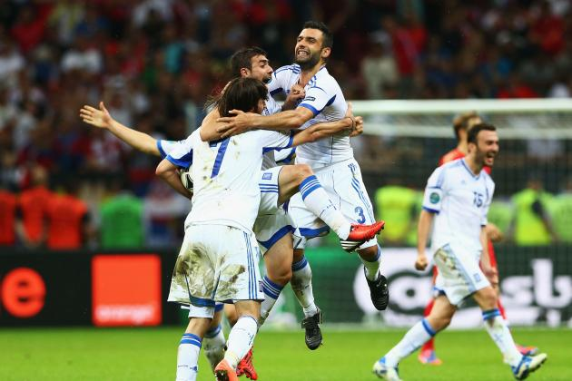 Euro 2012 Scores: Why Greece Will Make Another Run in European Championship
