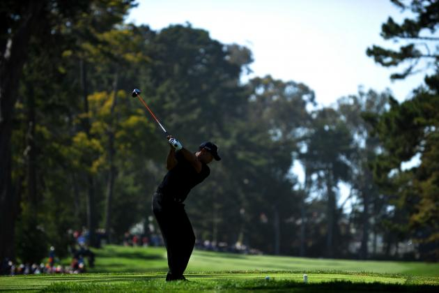Tiger Woods at US Open 2012: Gauging His Chances Entering Round 3