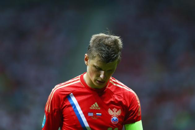 Arsenal Transfer News: What Should Arsene Wenger Do with Andrei Arshavin?