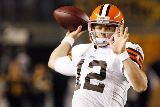 NFL Trade Rumors: Trading Colt McCoy for Scraps Necessary for Cleveland Browns