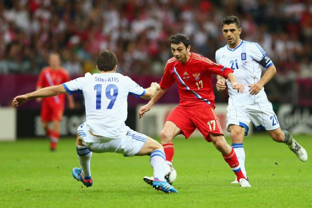 Euro 2012 Results: Shocking Results That Stunned Heavy Favorites