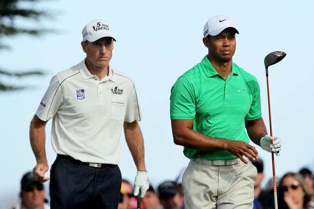 US Open Golf 2012: Breaking Down All the Day 3 Action