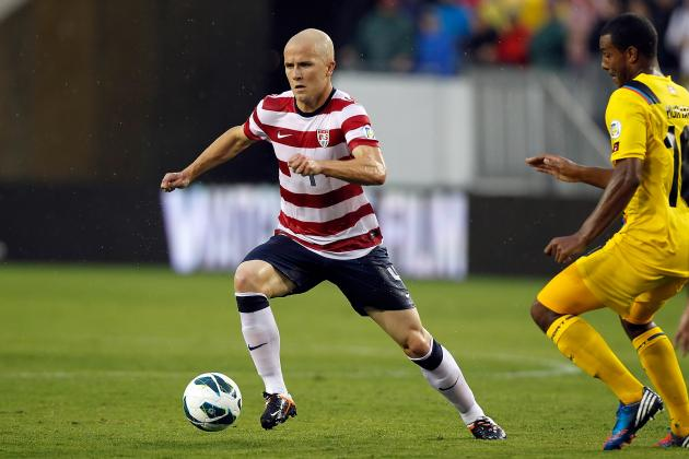 USMNT: Why Michael Bradley Will Be Most Important Player at World Cup 2014