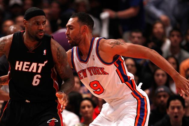 Why the New York Knicks Should Consider Bringing Back Jared Jeffries