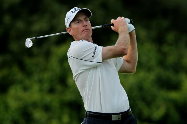 US Open Golf 2012: Graeme McDowell vs. Jim Furyk—Who's Got the Edge?