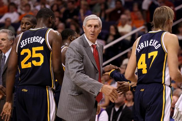 Portland Trail Blazers: Will Portland Name Jerry Sloan Their Next Head Coach?