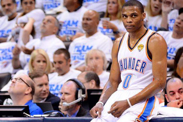 NBA Finals: Why Russell Westbrook Will Not Stop Shooting, No Matter What You Say
