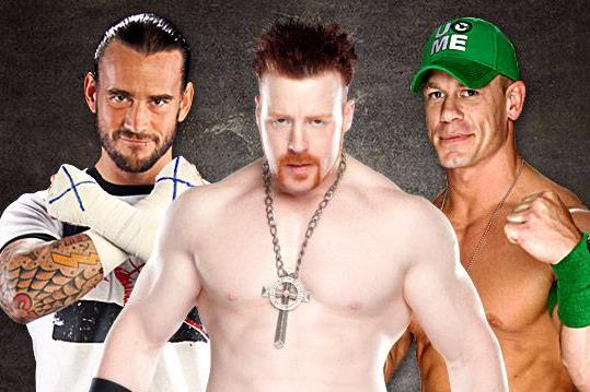 Victories for CM Punk, Sheamus and John Cena at No Way Out Will Be Bad