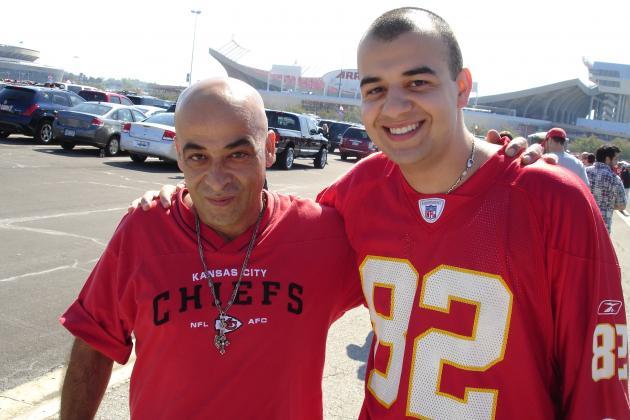 Kansas City Chiefs: Happy Father's Day, Dad