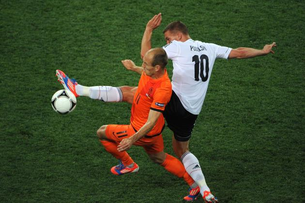 Euro 2012: Milestone for Lukas Podolski and Football's Harsh Reality