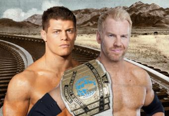 Intercontiental Championship: Cody Rhodes vs Christian [c]